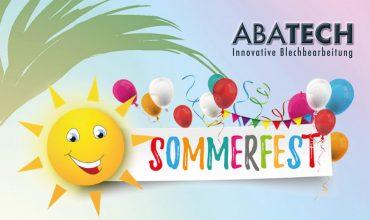 Einladung zum ABATECH Sommerfest